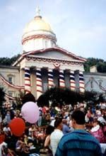 The bicentennial celebration of the City of Montpelier