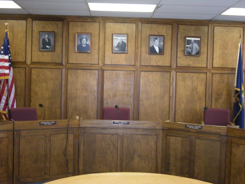 City Hall Room